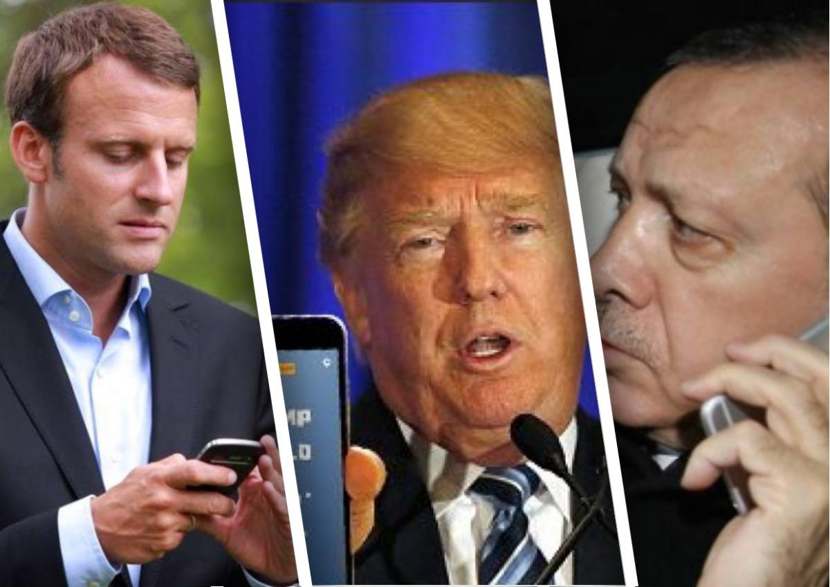 Мировые лидеры ушли в телеграм, чтобы избежать позора Трампа