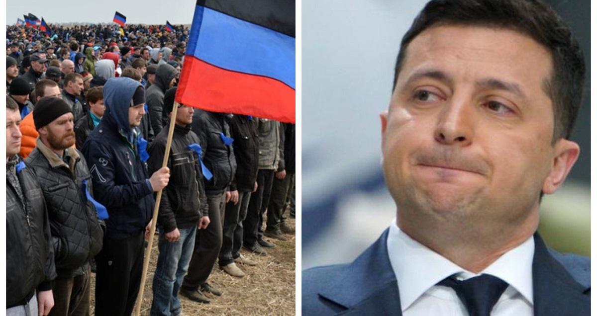 Вовк о вариантах Киева по Донбассу