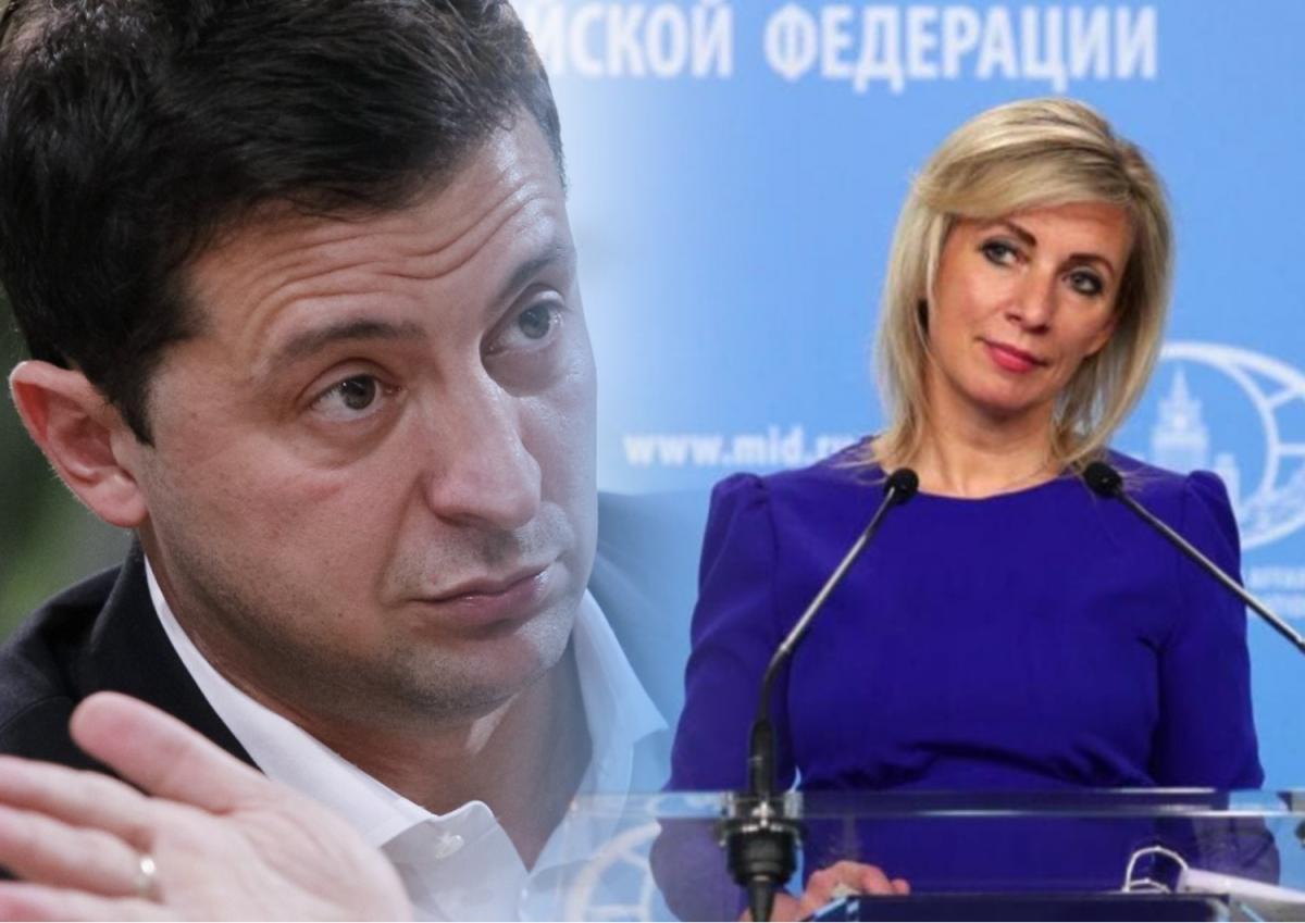 Захарова высмеяла санкции Зеленского против Wildberries