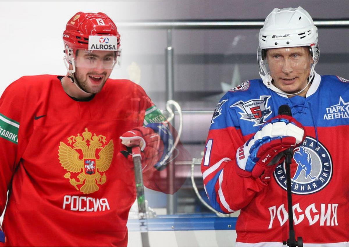 Хоккеист российской молодежки рассказал об отношении канадцев к Путину 1