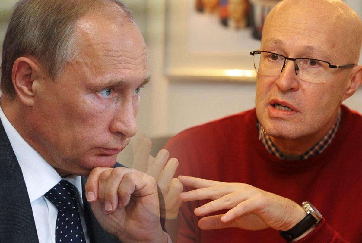 Валерий Соловей: В 2022 году Путина уже не будет у власти, а денег нет уже сейчас