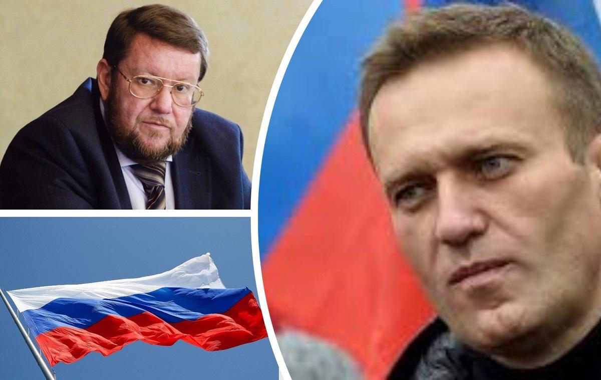 Сатановский и Навальный