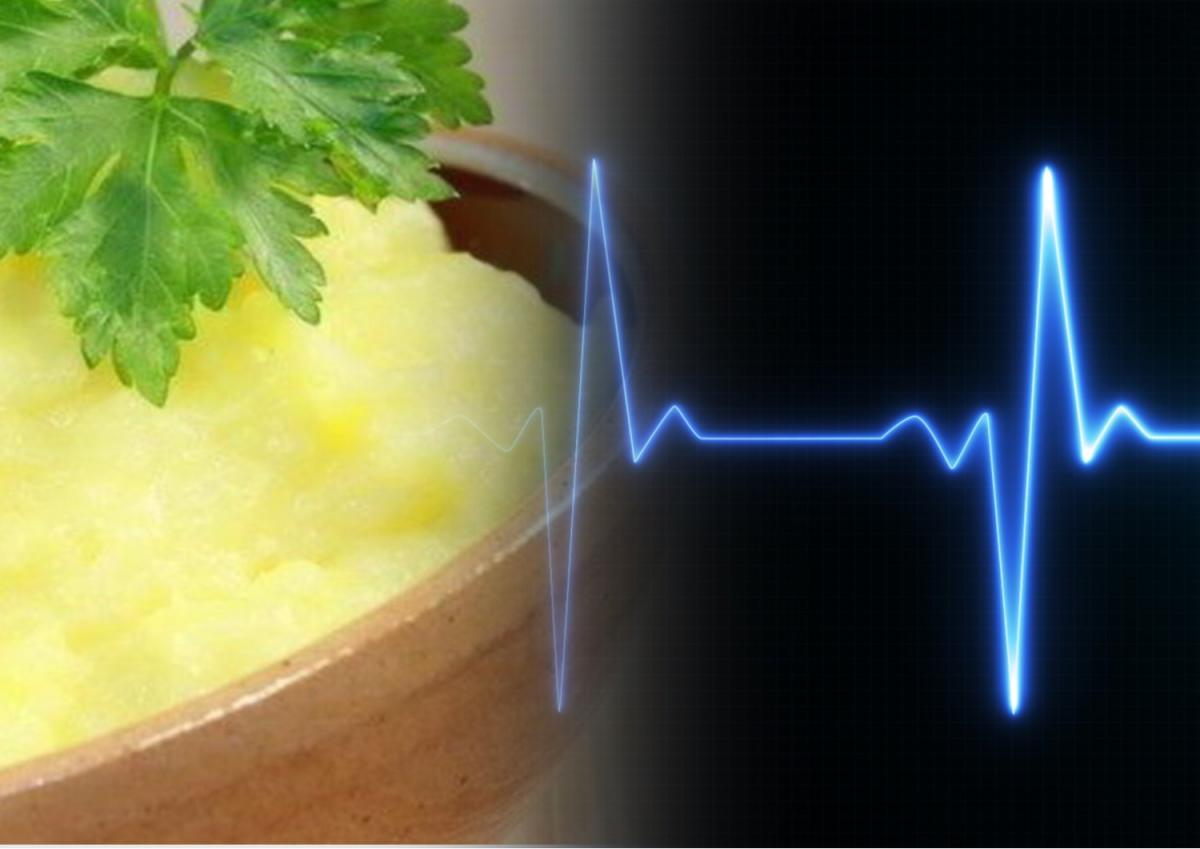 картофельное пюре пульс