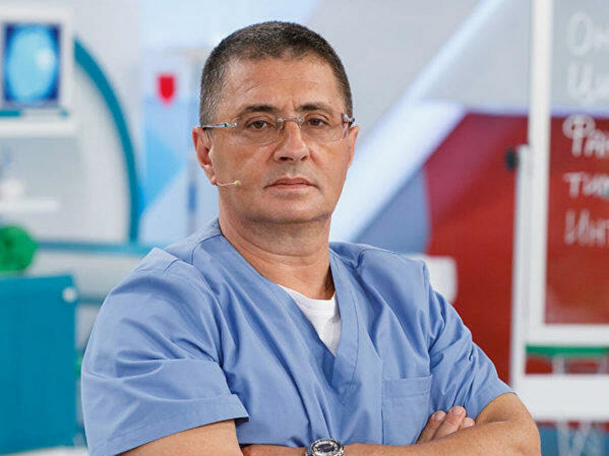 Александр Мясников врач