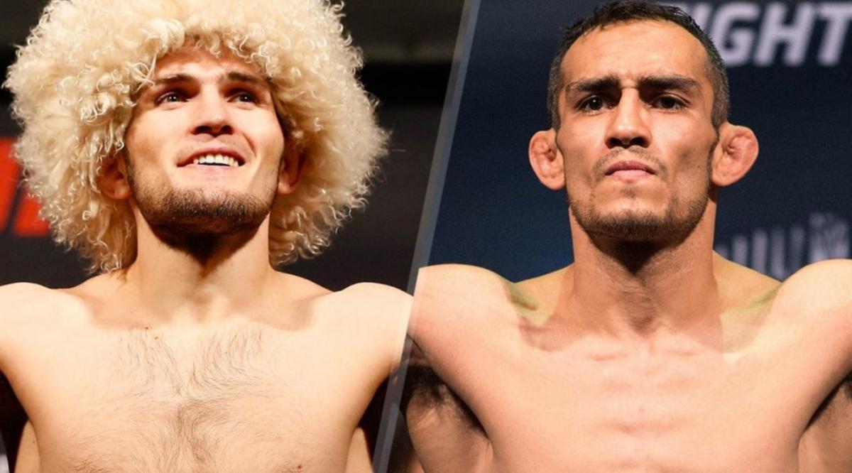 Бой Хабиб Нурмагомедов - Тони Фергюсон: когда бой - дата, ставки и коэффициенты в рамках турнира UFC 223