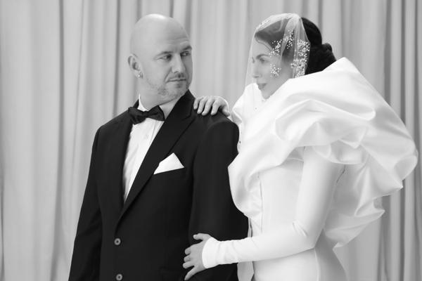 Настя Каменских и Потап сыграли свадьбу