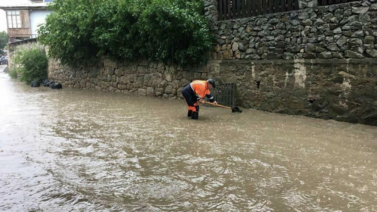 Ялта наводнение последствия