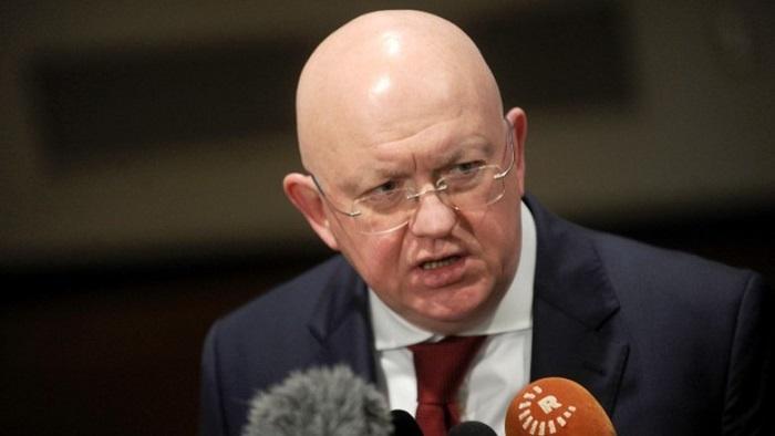 Небензя не позволил ограничить свое выступление в СБ ООН с помощью песочных часов