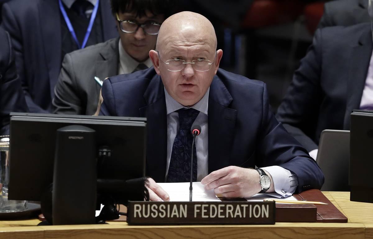 Источник: Россия не поддержала заявление СБ ООН по операции Турции в Сирии