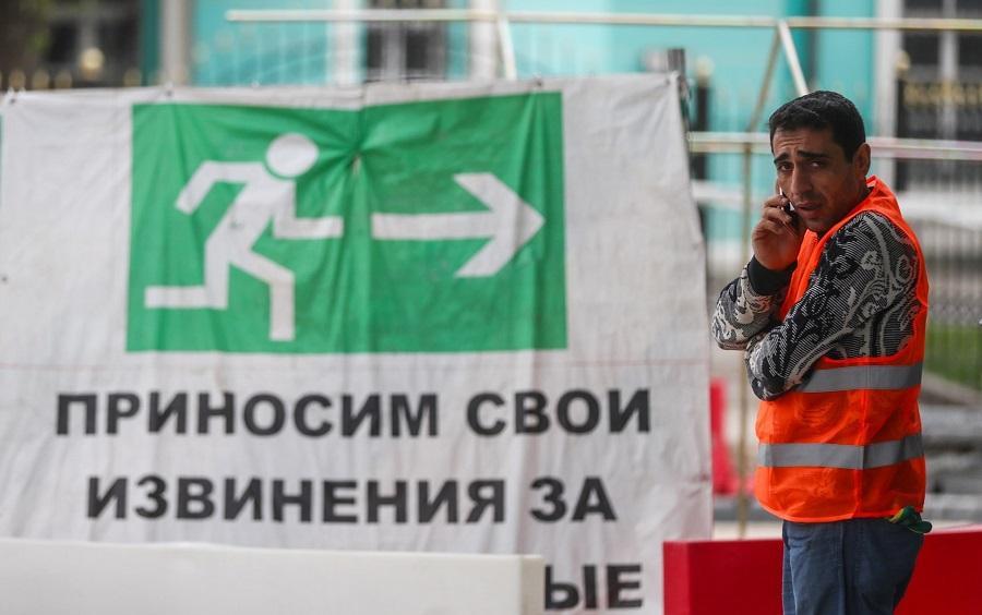 Госдума захотела уголовно наказывать за помощь в нелегальной миграции