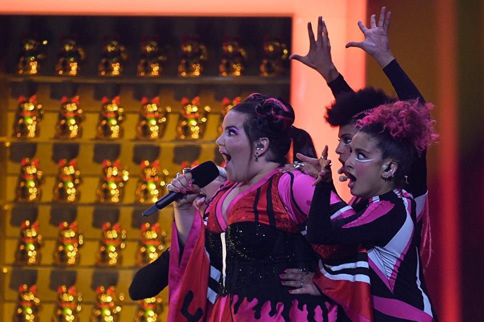 Рудковская объяснила, почему израильтянка Нетта стала лучшей на «Евровидении»