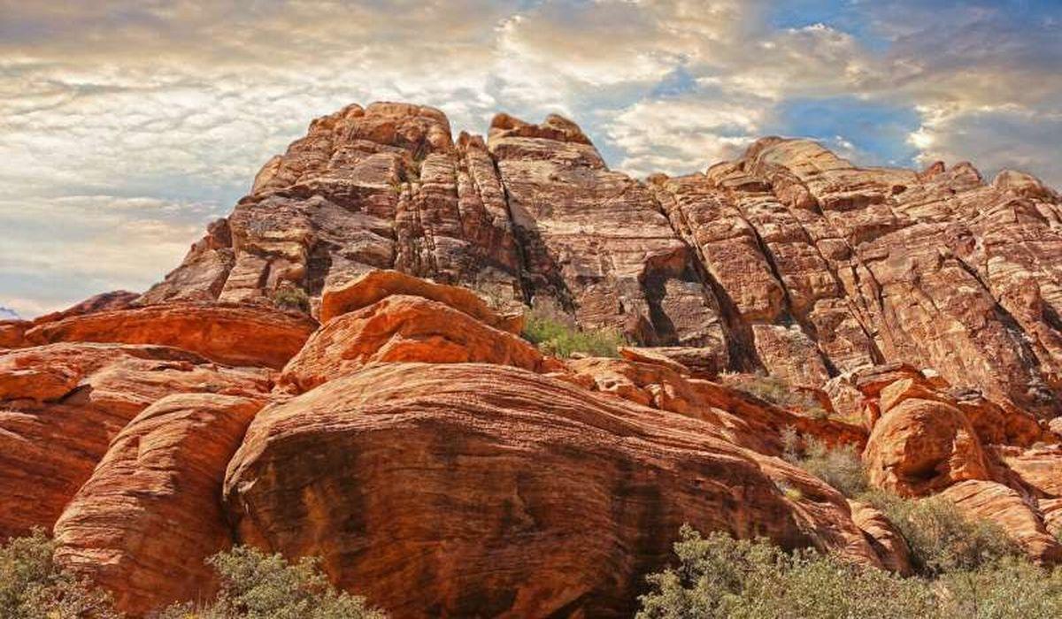горы в Неваде картинки