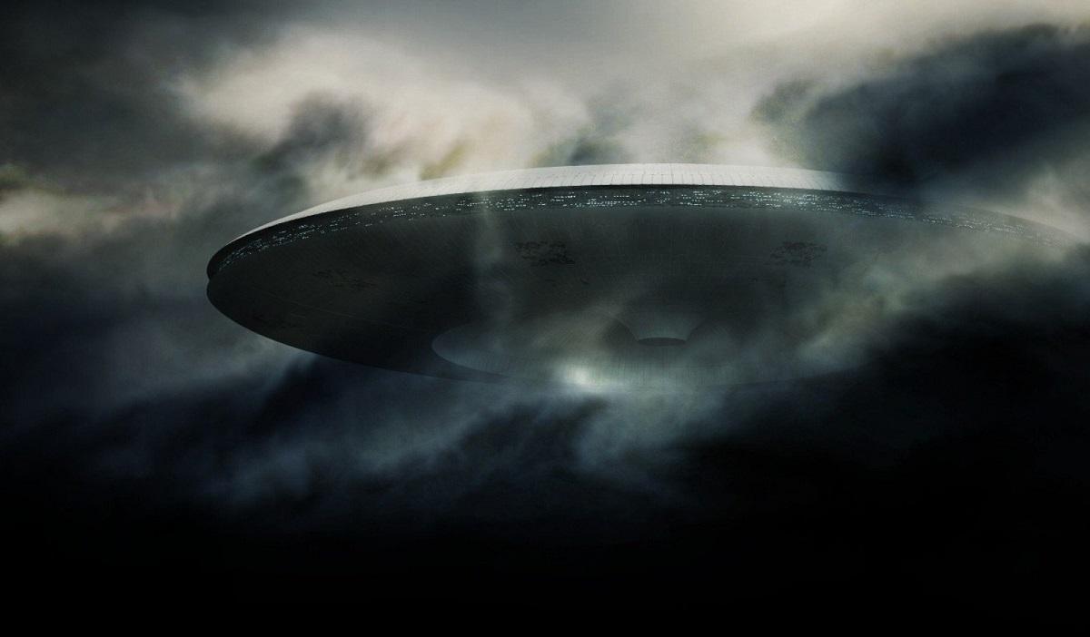 В Балтийском море найден объект, напоминающий корабль инопланетян
