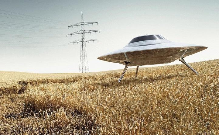 В Бразилии приземлился НЛО: исследователи изучают место посадки