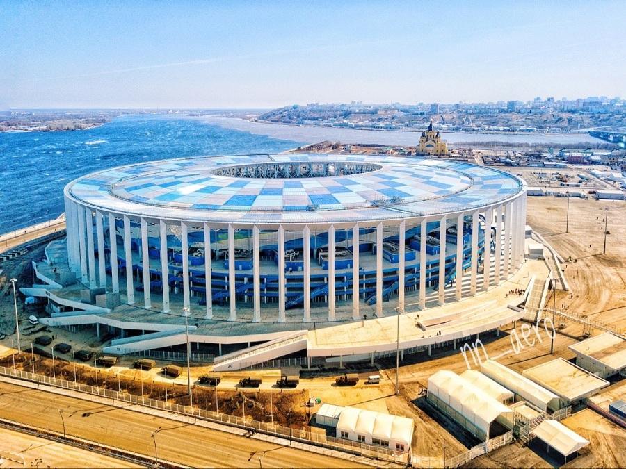 ЧМ по футболу – 2018 FIFA в Нижнем Новгороде: расписание матчей – когда игры группового этапа и плей-офф, где купить билеты – схема мест на стадионе