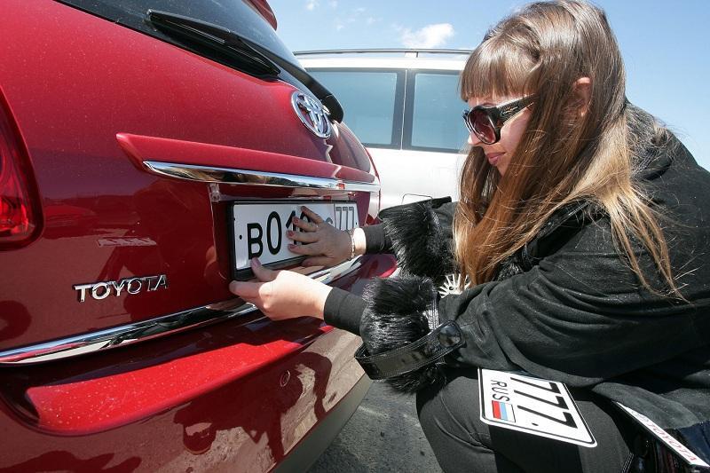 ГИБДД готовит нововведение: автономера привяжут к месту регистрации водителя