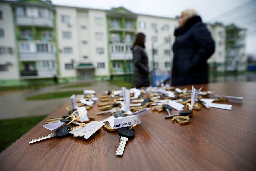 Сочинскую администрацию обязали обеспечить детей-сирот квартирами