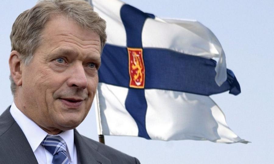 Президент Финляндии приветствовал готовность России к диалогу по полётам над Балтикой