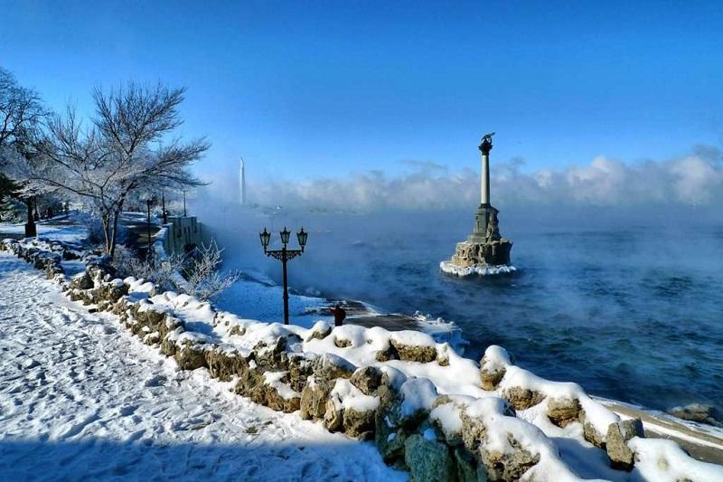 Иностранцы выбирают Крым для отдыха на новогодние праздники