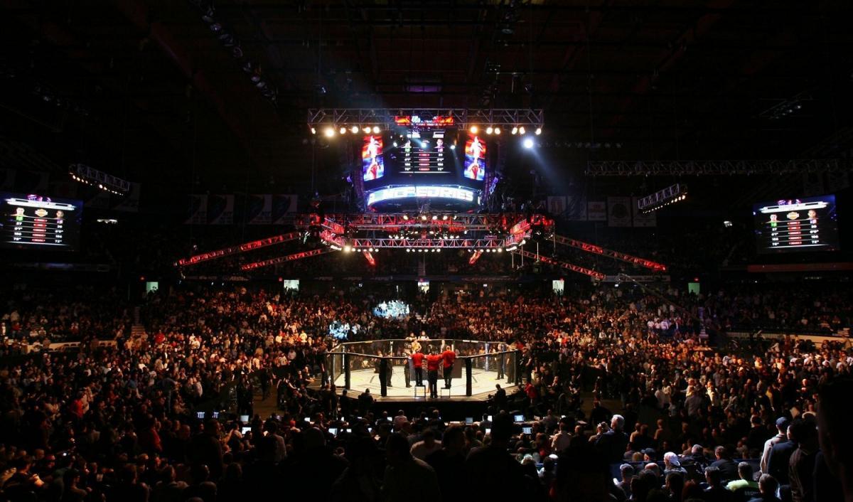 UFC проведет еще один турнир в России, заявили инвесторы