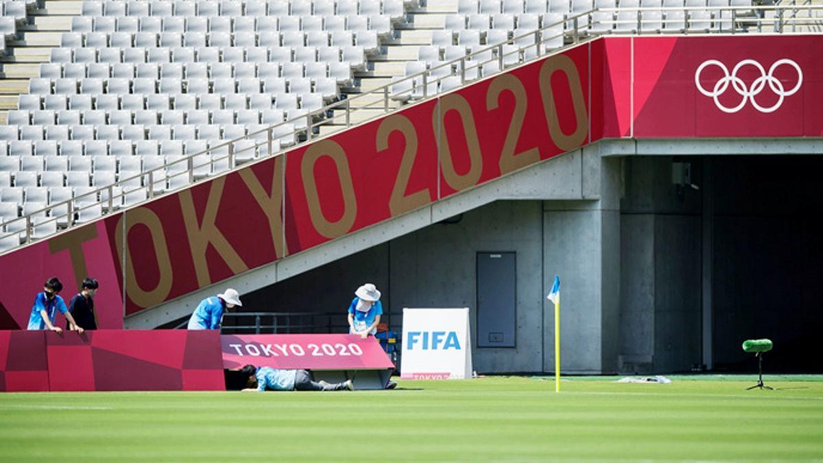 В Японии до сих пор не знают, состоится ли церемония открытия Олимпийских игр