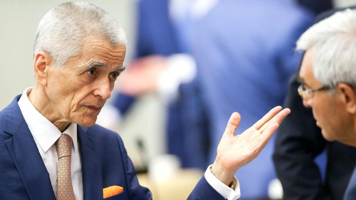 Онищенко рассказал, на кого нужно повлиять, чтобы прекратить допинг-скандалы