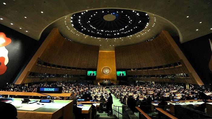 В ООН заявили о незаконности антироссийских санкций