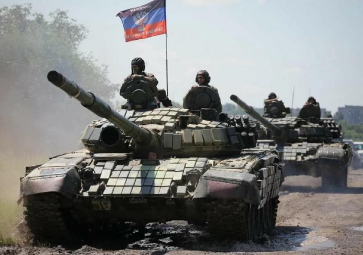 Ополчение ДНР и ЛНР