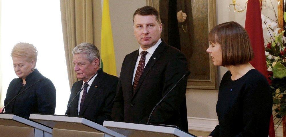 «Гром» для Прибалтики: Европа преподносит неприятный сюрприз