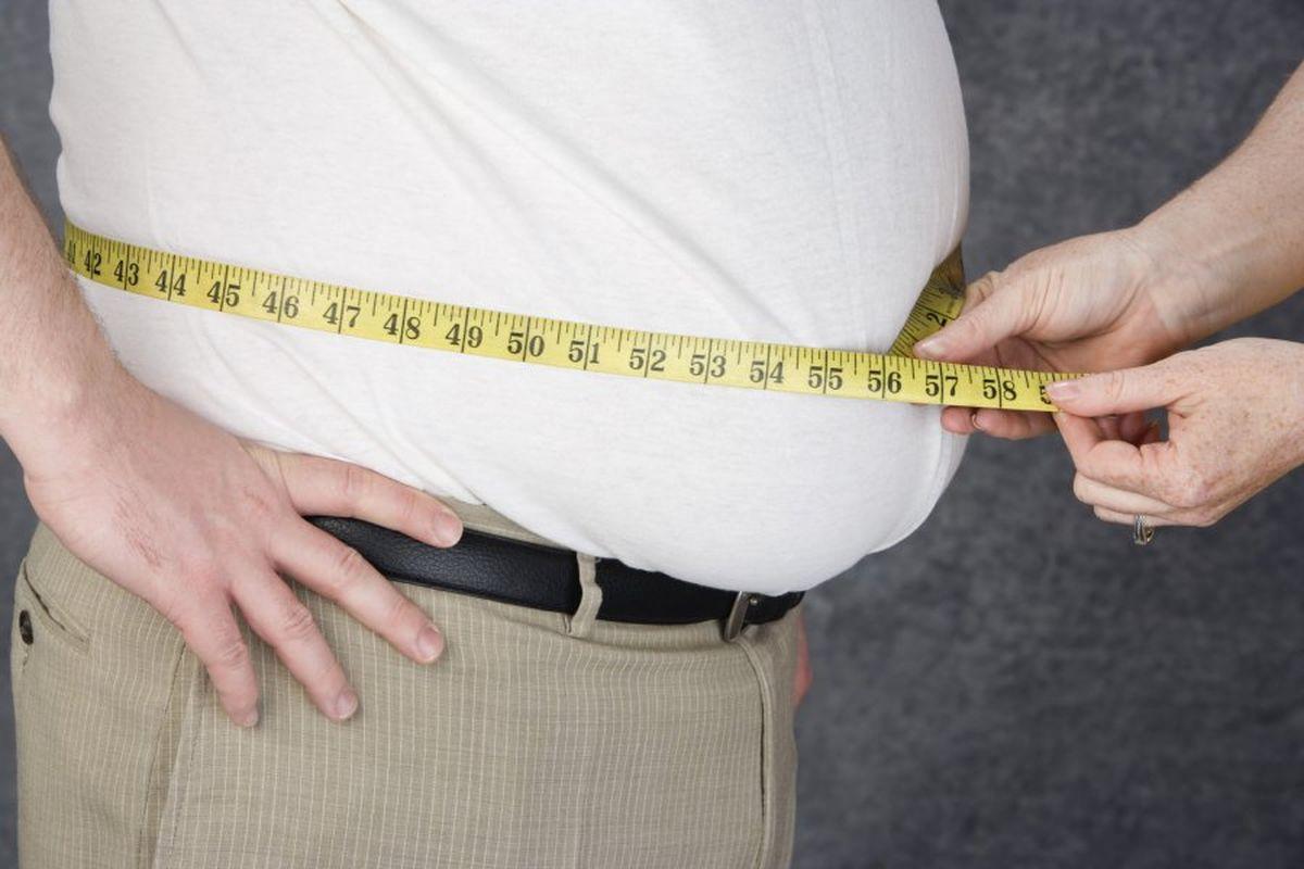 ожирение картинка