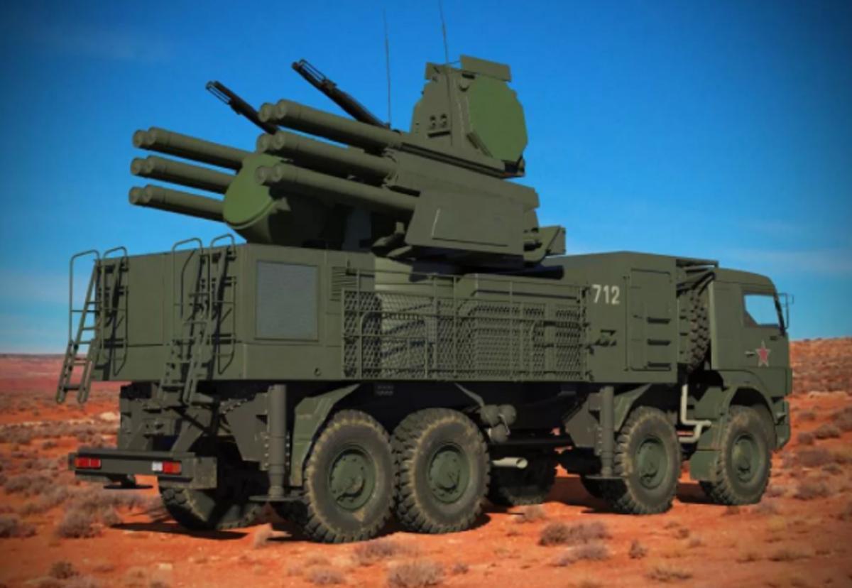 США захватили вЛивии русский комплекс ПВО ивывезли его вГерманию
