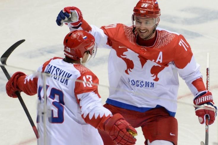 Олимпиада-2018, хоккей - мужчины: расписание матчей, турнирная таблица, состав и звенья сборной России на ОИ в Корее
