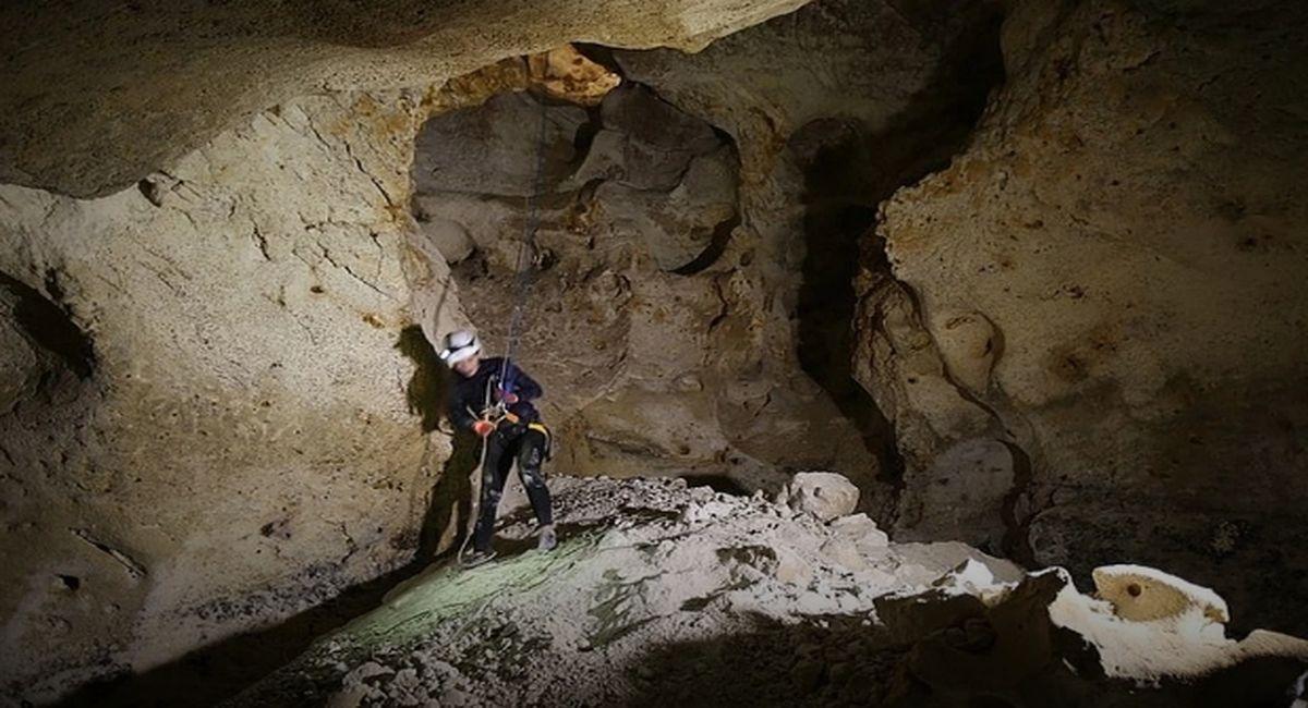 пещера «Таврида» фото