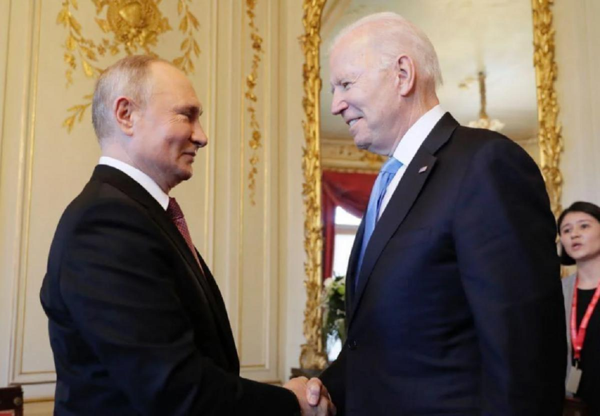 Президенты России и США переговоры в Женеве