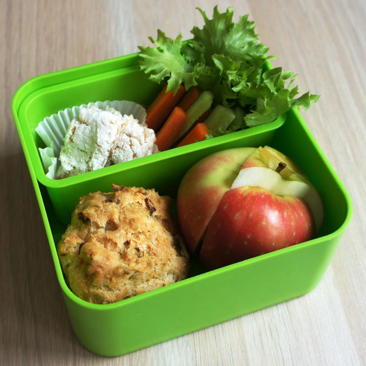 Полезные продукты для перекуса в школе