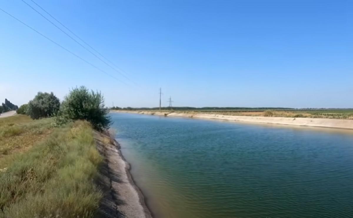 В Прибалтике и на Украине отреагировали на переполненный Северо-Крымский канал в Крыму