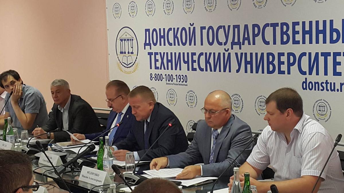 Сергей Горбань на встрече с представителями IT-компаний