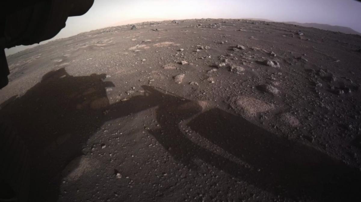 В NASA впервые показали, как звучит марсианский бриз