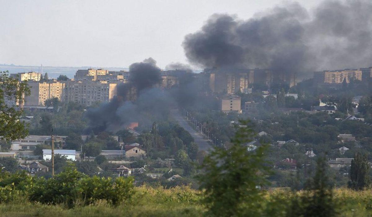 город Первомайск в ЛНР картинка