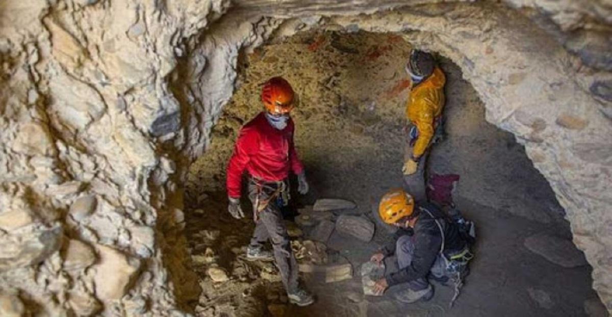 Археологи рассказали об ужасной находке в испанской пещере