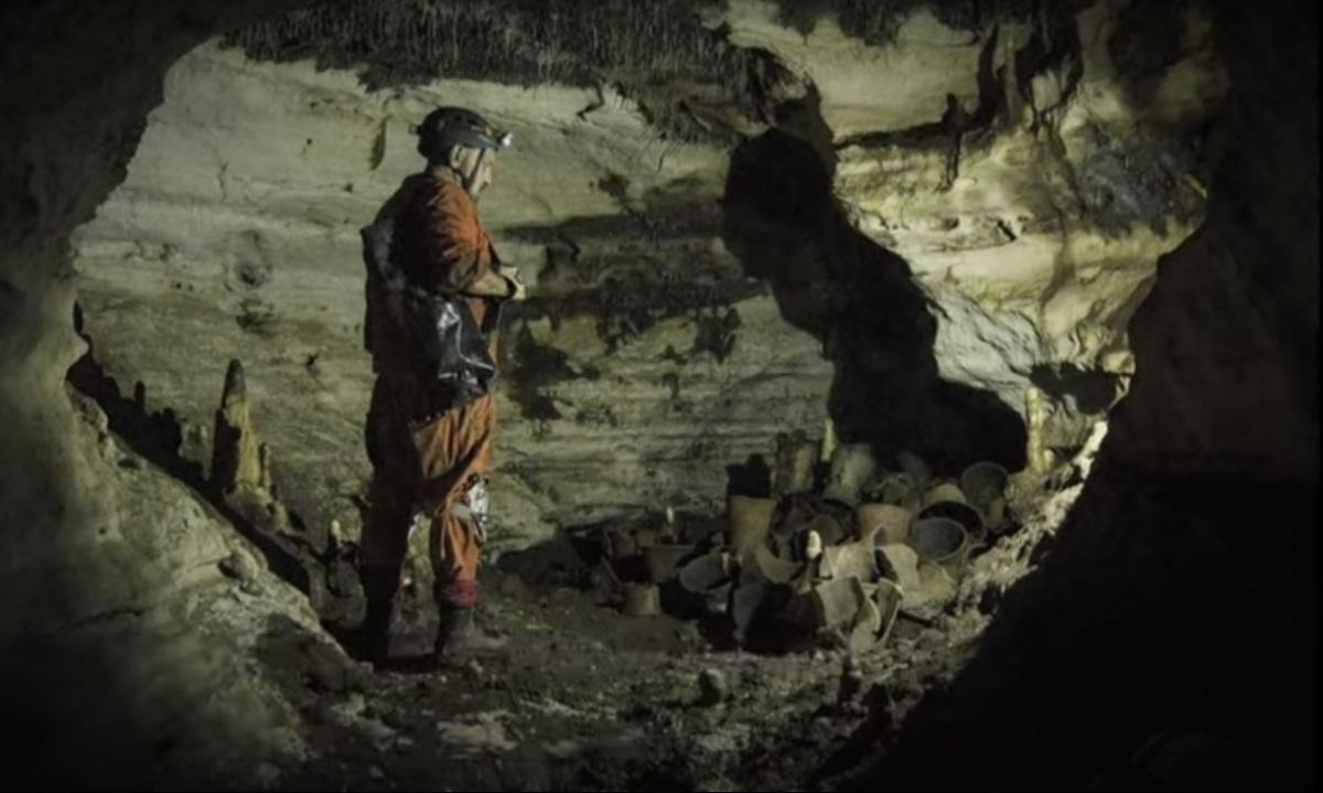 Мексиканские археологи вошли в загробный мир майя