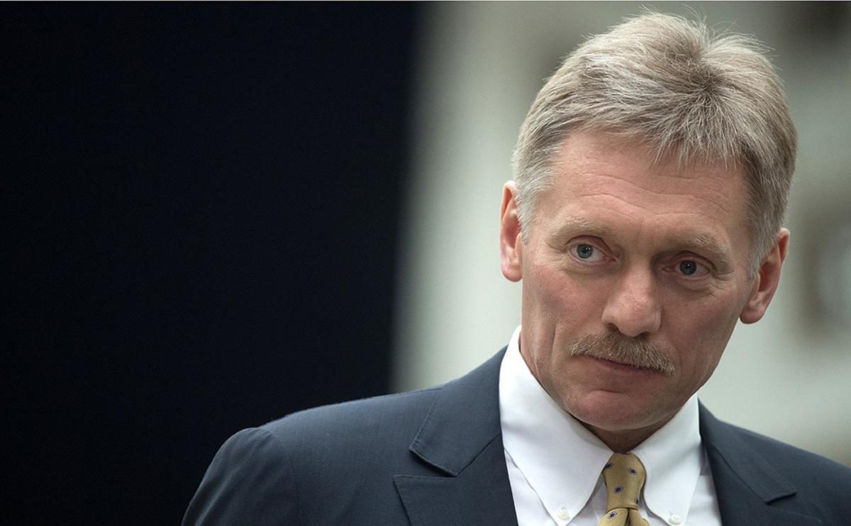 Песков ответил на заявление МИД ФРГ о политизации российских вакцин