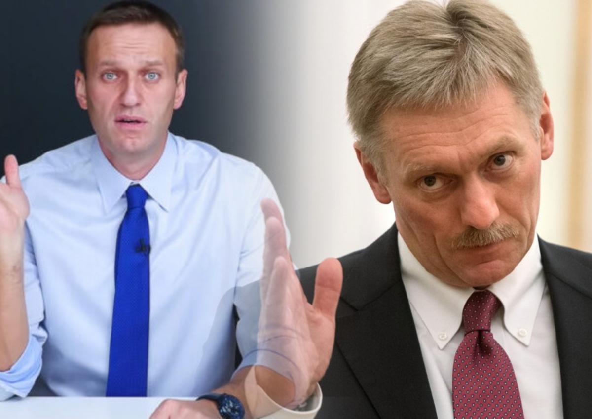 Песков Навальный