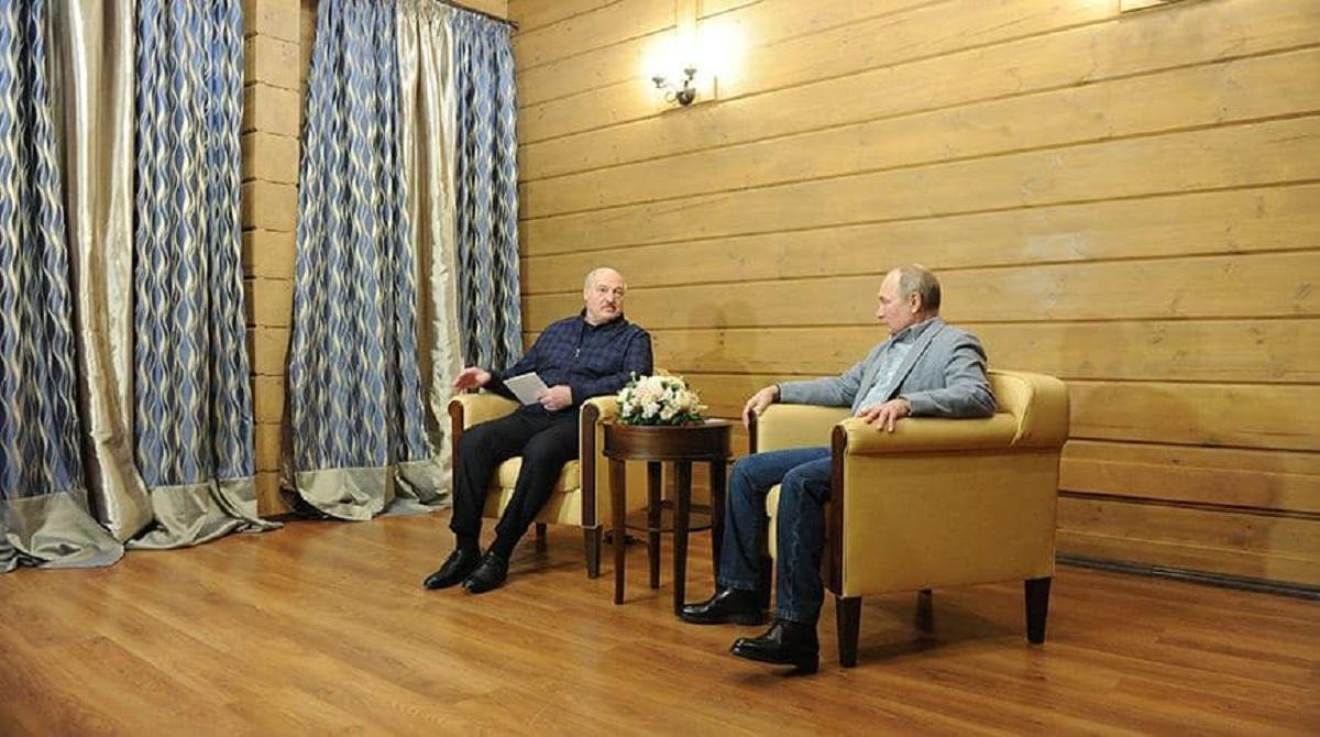 Политолог раскрыл, чем Путину важен кредит для Лукашенко