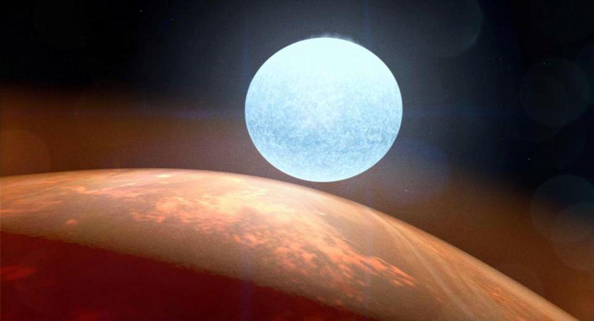 новая планета картинки
