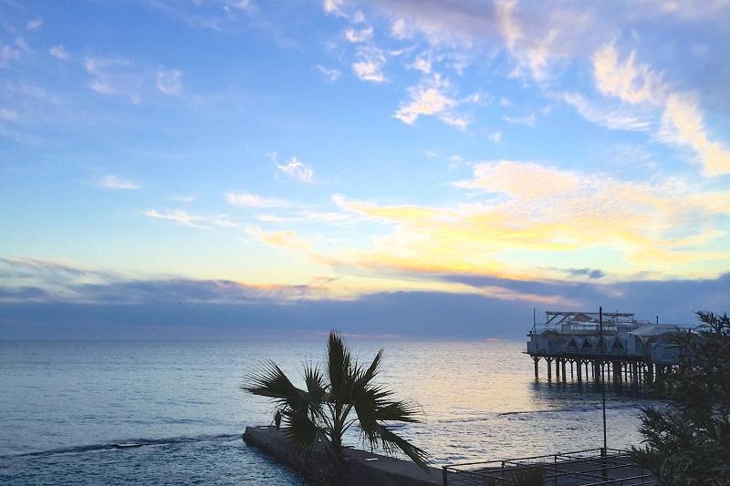 В Сочи увеличилось количество пляжей с «Голубыми флагами»