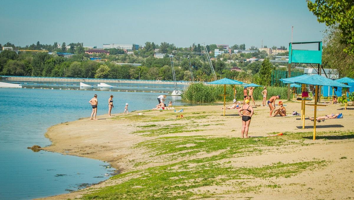 Ростов купальный сезон пляжи
