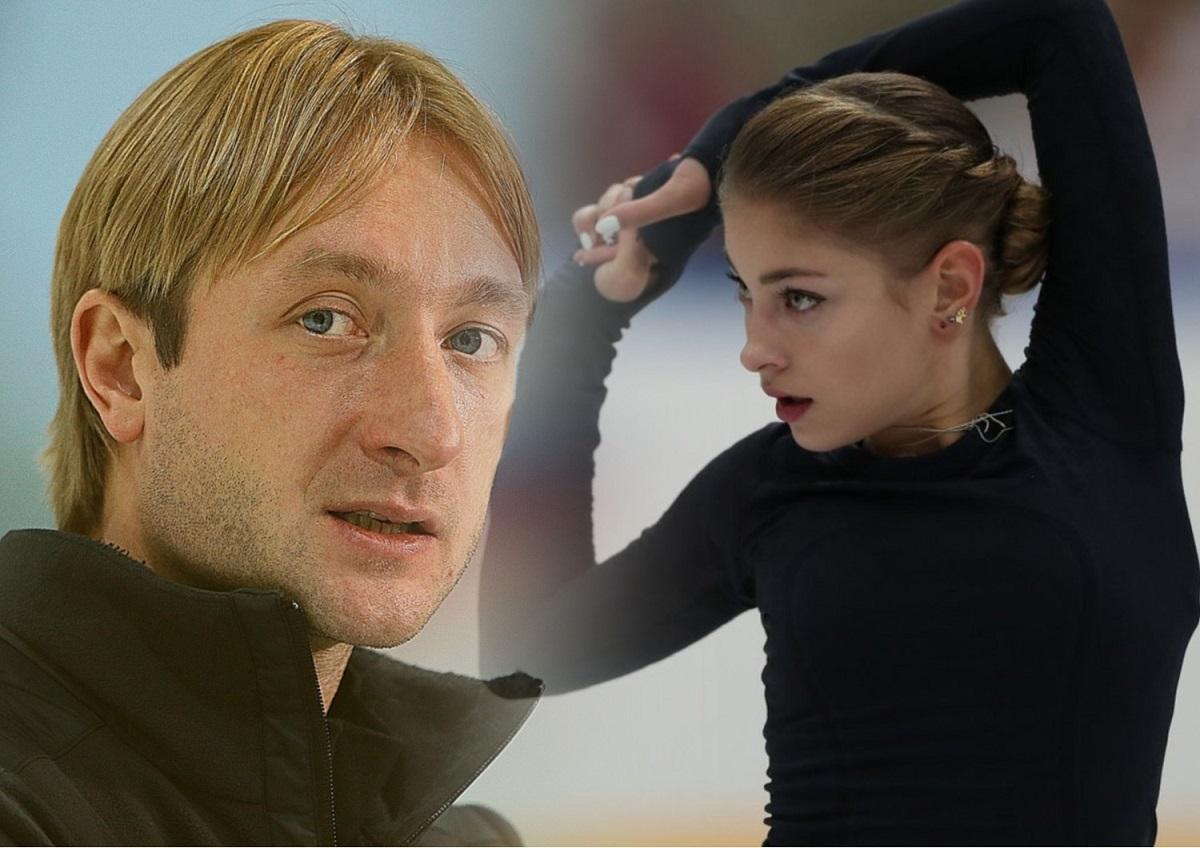 «В этом сезоне Алена сможет выступать только за «Самбо-70». Коган — о переходе Косторной