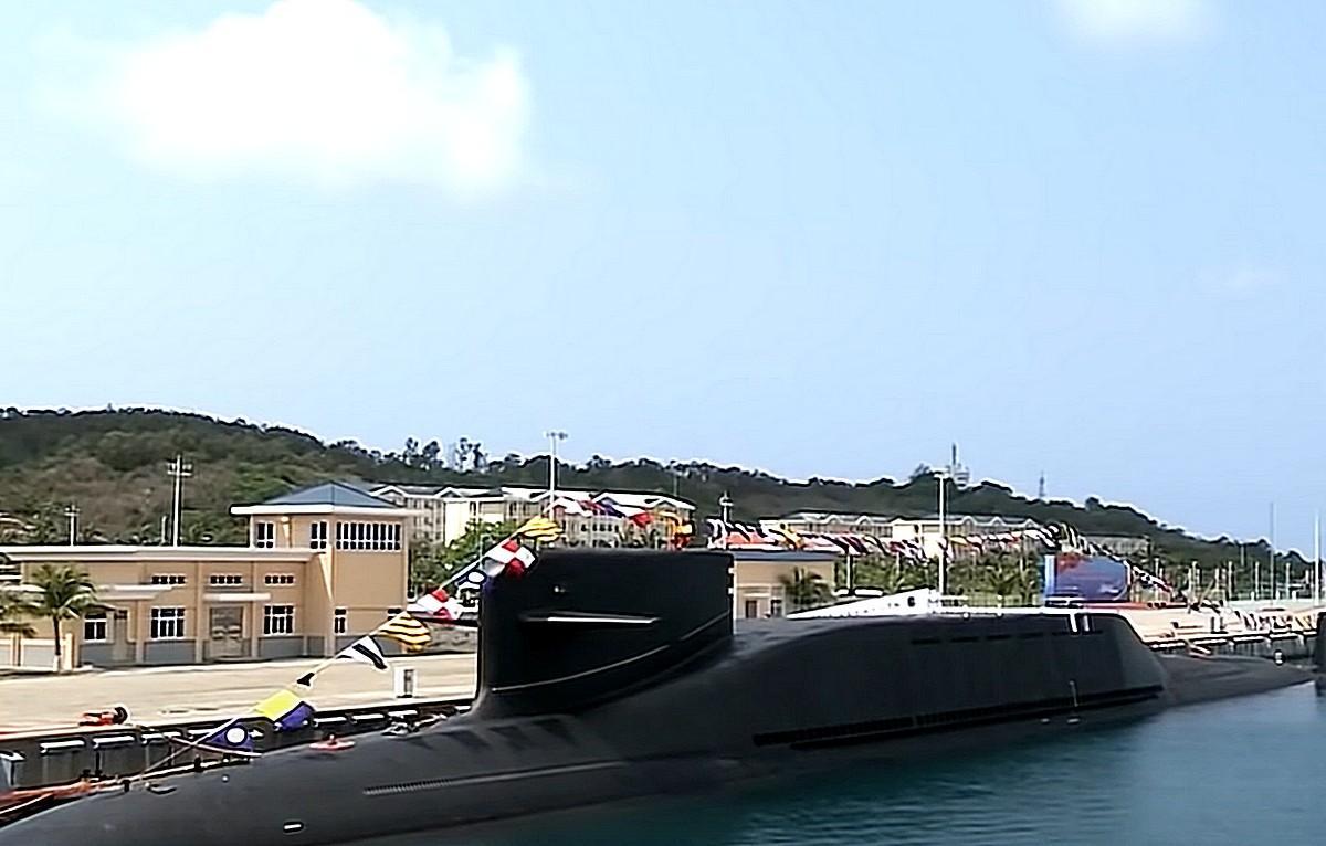 Китайская субмарина 094A «Цзинь»