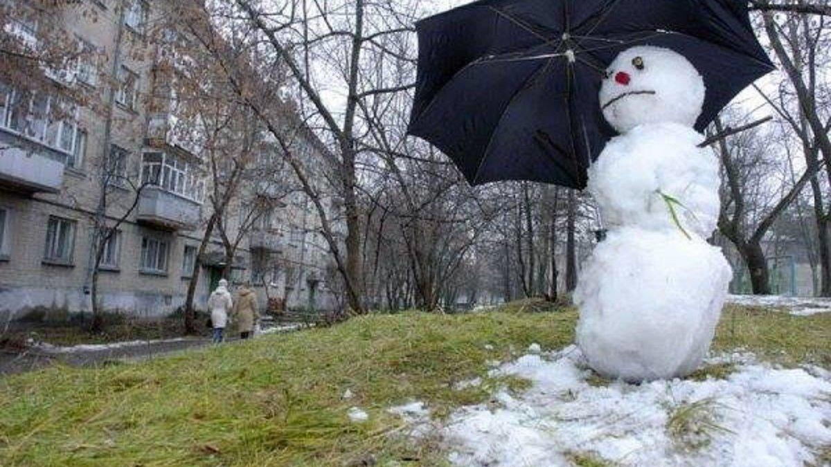 россиян ждет аномальная погода зимой